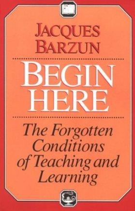 Barzun BeginHere